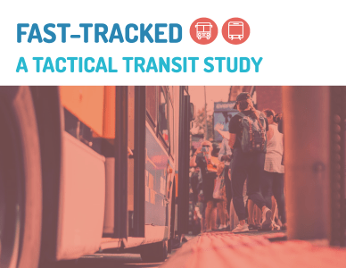 Tactical Transit Report Released