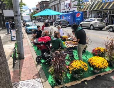 JC Walks Pedestrian Enhancement Plan | Jersey City, NJ