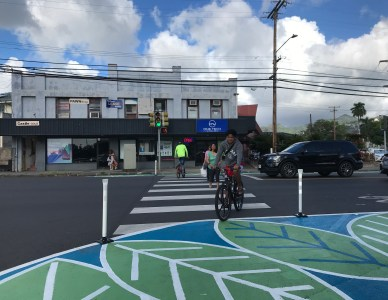 Honolulu Adopts Tactical Urbanism