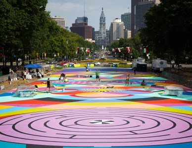 Asphalt Art Guide | Bloomberg
