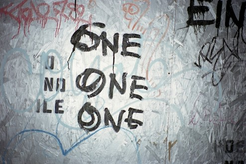 one one one graffiti