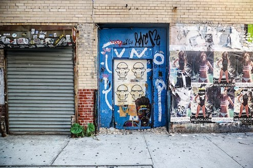 street art by ove me, matt siren, depew and more in NYC