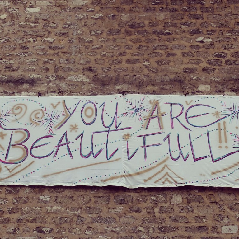 You are Beautifull