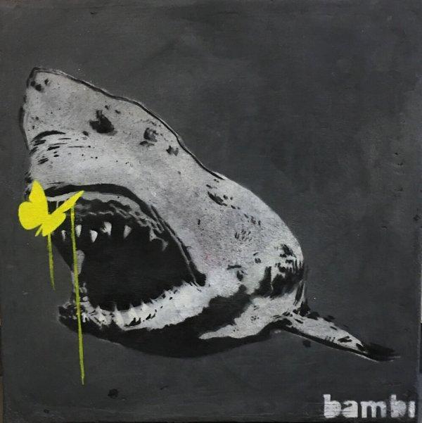 Art Bambi Street Art Official Website of Street Artist