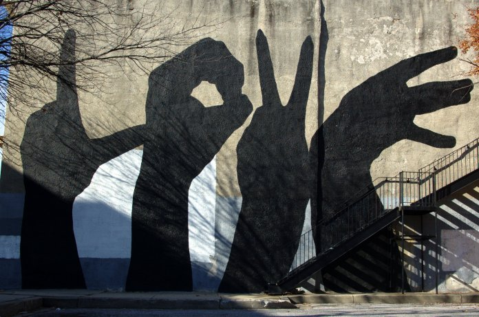 Street Art Love – From the Baltimore Love Project