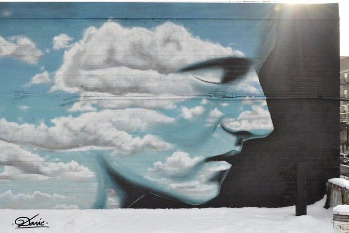10 Most loved Street Art Photos – Januari 2011