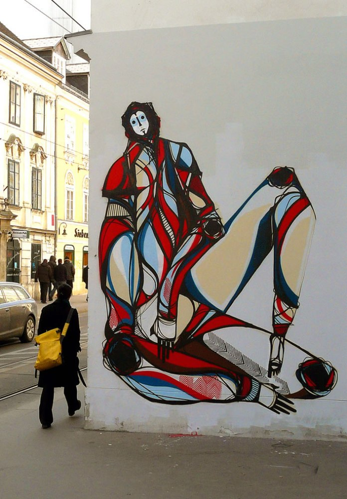 Street Art by Amose & Erone – A Collection