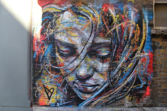 Street Art by David Walker – A Collection