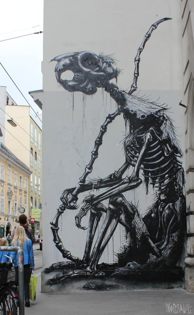 28 beloved Street Art Photos – August 2011
