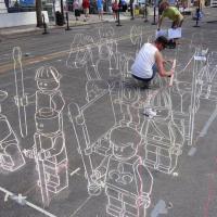 24 3D-Street Art Photos - A Collection