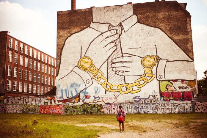 BLU in Kreuzberg, Berlin, Germany