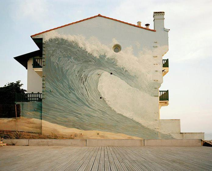 In Hossegor Beaches Landes South West of France