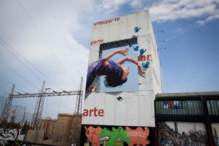 By Roc Blackblock in Barcelona, Spain