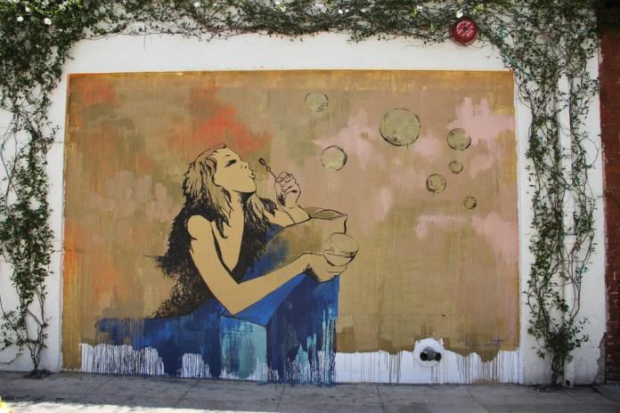 Bubbles – Los Angeles, Kalifornien, USA