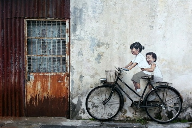 16 beloved Street Art Photos – June 2012