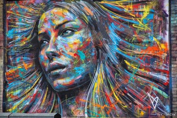 Street-Art-By-David-Walker-In-London-England