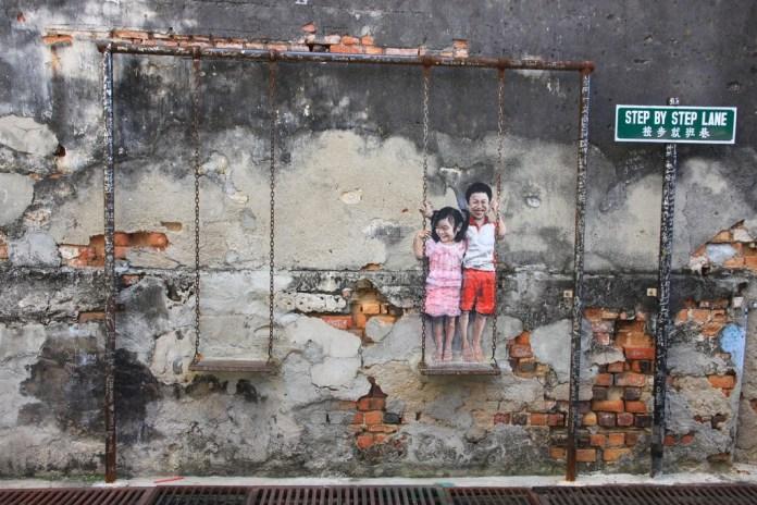 By Louis Gan in Penang, Malaysia