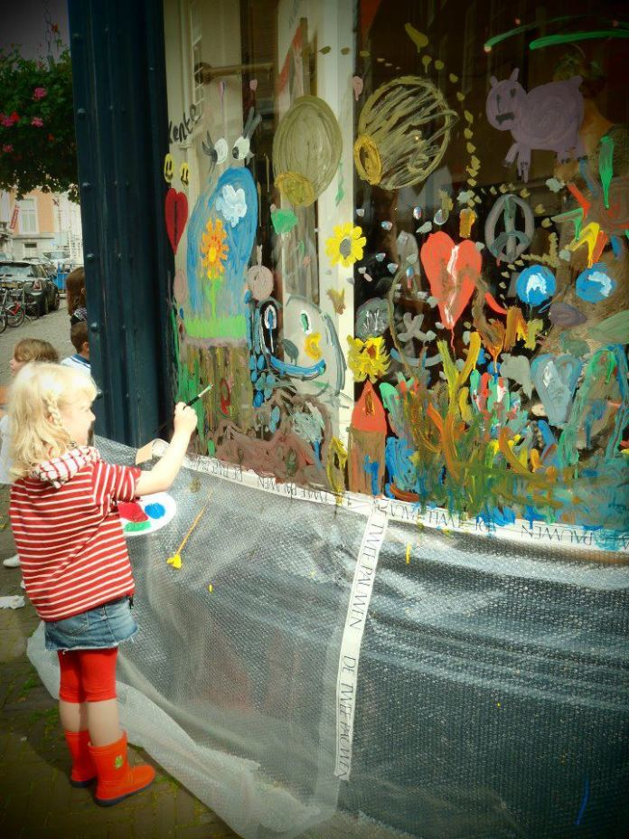 Paint it! – In Den Haag, Holland