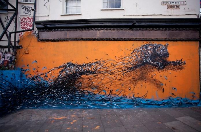 By DALeast in London, UK 2