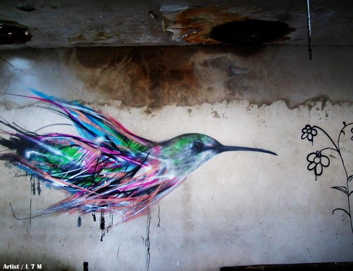 Street Art by L7m 8