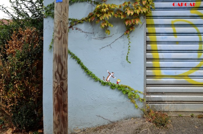 Street Art by Oakoak 0894935