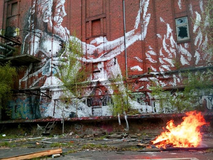 Street Art by Alaniz – A Collection
