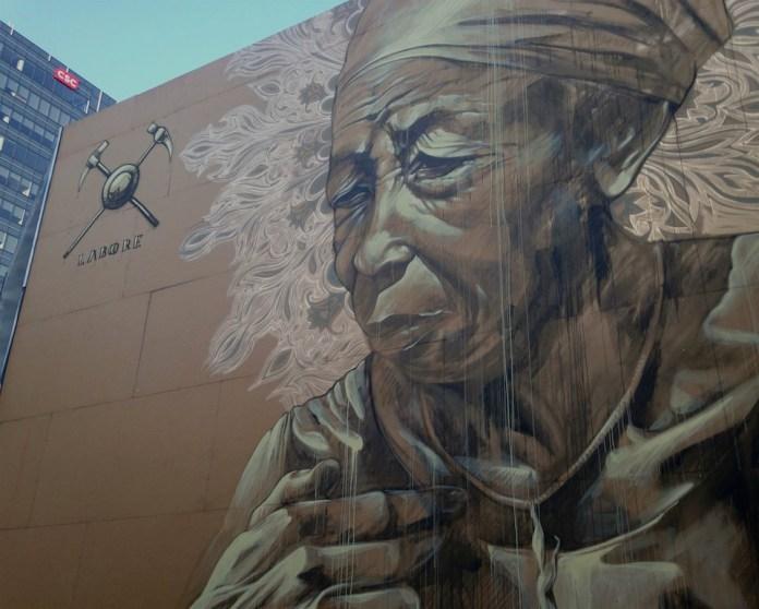 Street Art by faith47 in Montreal, Canada 2