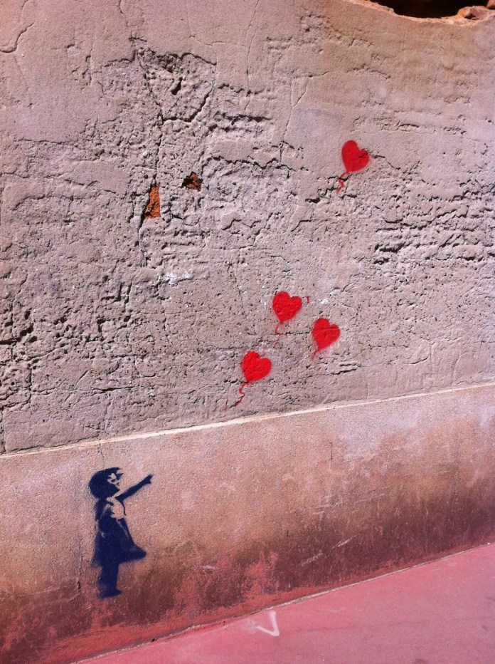 Street Art in Toulouse, France