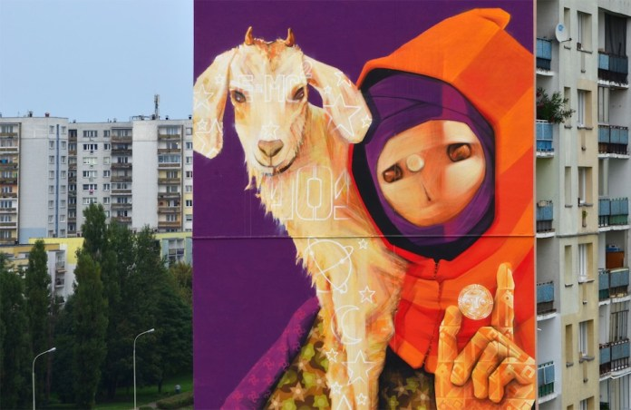 By INTI in Lodz, Poland at UrbanForms 2013 2 5624