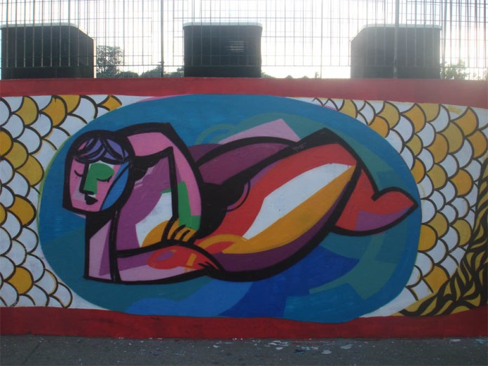 Street Art by SAO in São Paulo, Brazil 6