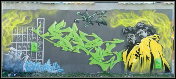 Breaking Bad – By Faz in Marseille, France