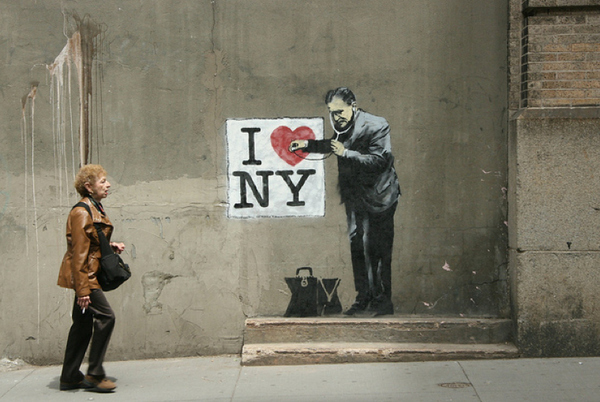 Street Art Collection - Banksy 46