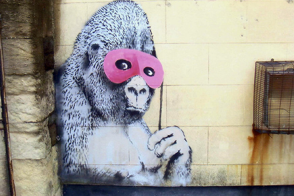 Street Art Collection - Banksy 55