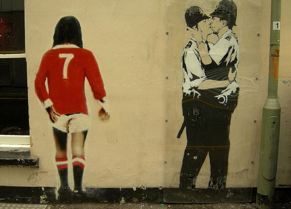 Street Art Collection - Banksy 71