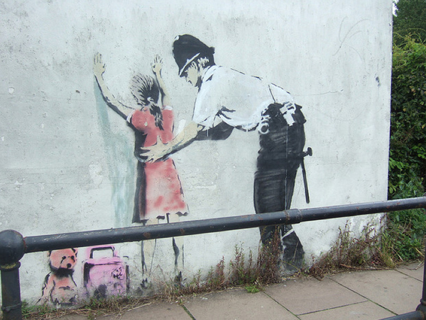 Street Art Collection - Banksy 74