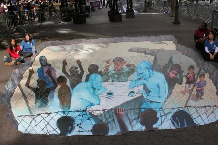 Putin vs Obama – By Eduardo Relero in New York