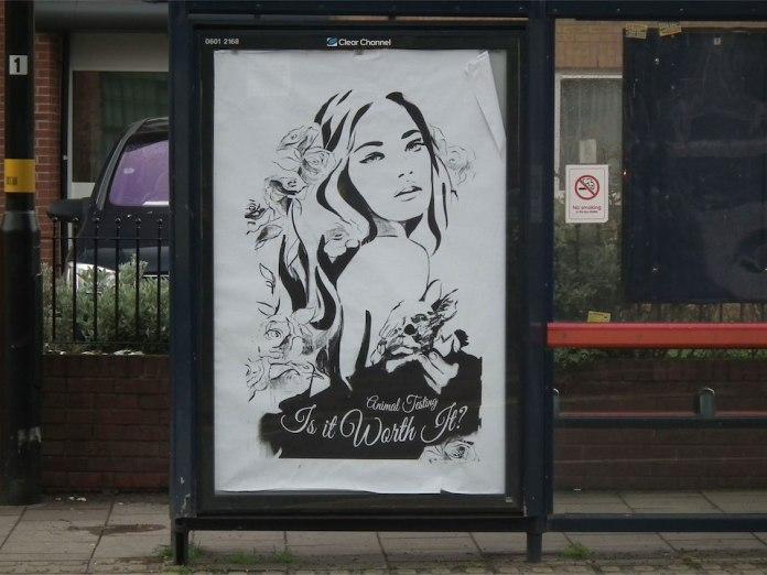 Brandalism - In Birmingham. By Hannah Adamaszek