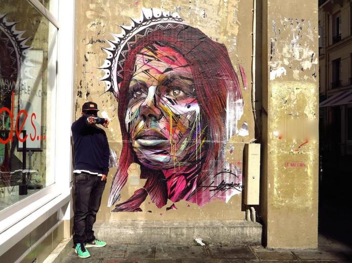 Street Art by Hopare in Paris, France 575675