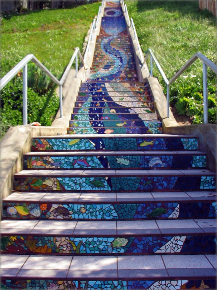 Mosaic in San Francisco – By Aileen Barr and Colette Crutcher