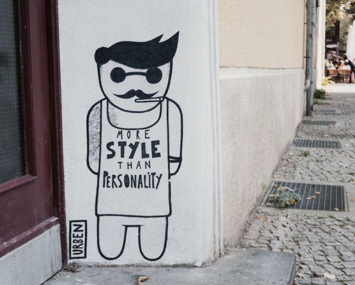 Street Art by Urben in Berling, Germany