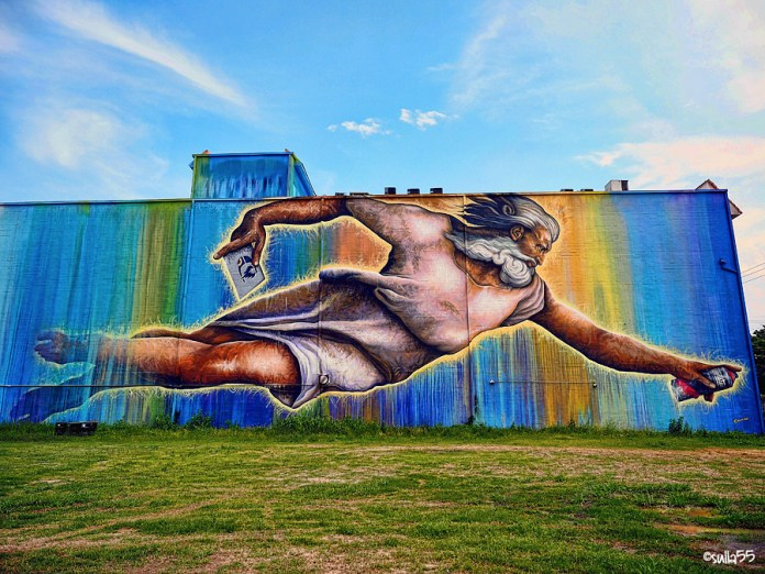 "By Sebastien ""Mr. D"" Boileau in Houston, Texas"