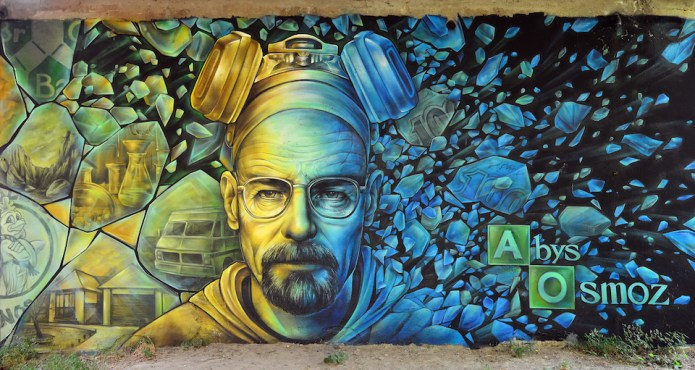 Breaking Bad – By Abys and Osmoz in Pompey, France