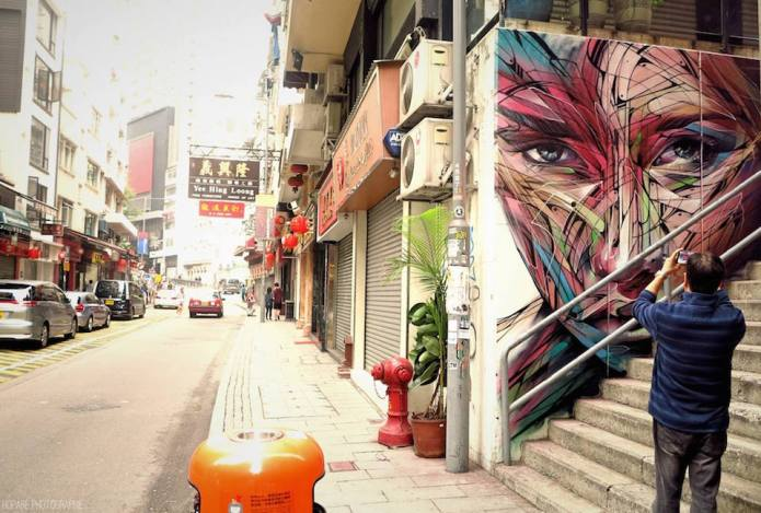 By Hopare – At Hollywood Road in Hongkong