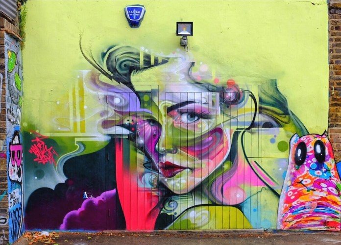 By Mr Cenz in East London, England