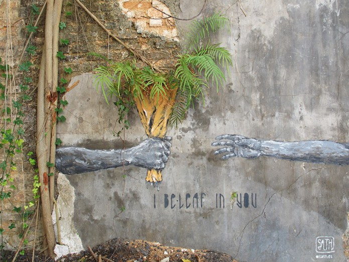 By Sath in Mallorca and Penang