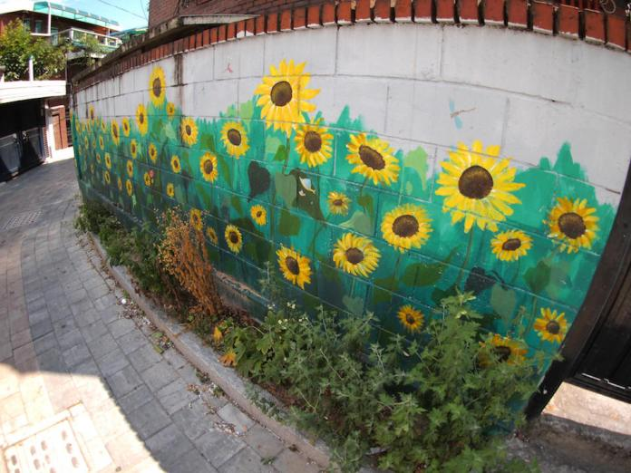 Street Art from Seoul Area, South Korea. Photo by Mark Johnson 36
