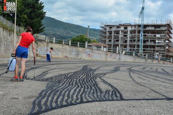 Street Art By Ella & Pitr in Quadrivio di Campagna, Salerno, Italy 7 2