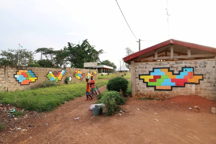 SASF: The Power of Colors – IVORY COAST