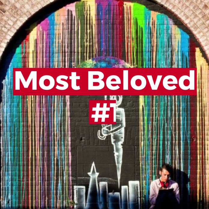 Most Beloved Street Art #01