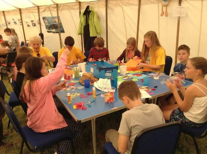 Holiday Bible Club 2015 – A look back